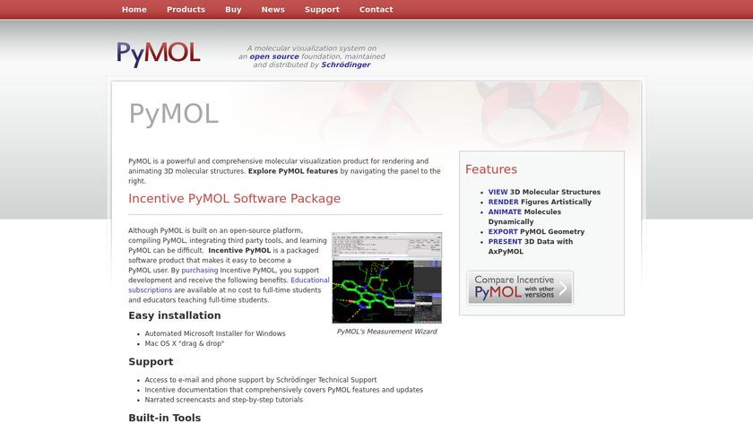 pymol Landing Page