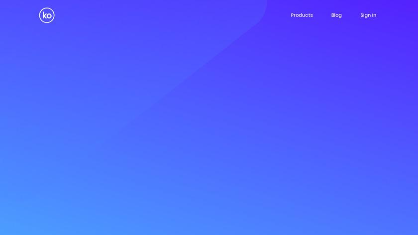 Aiko Meet Landing Page