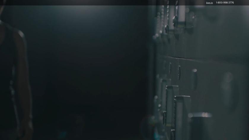 FitMetrix Landing Page