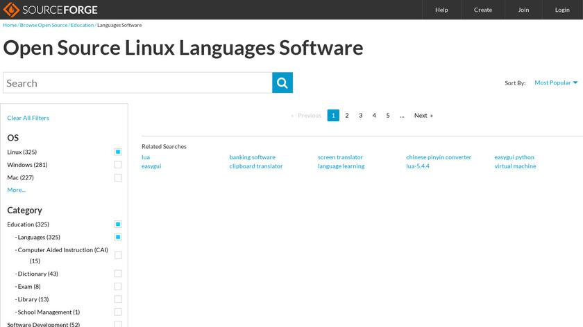 Voc2brain Landing Page