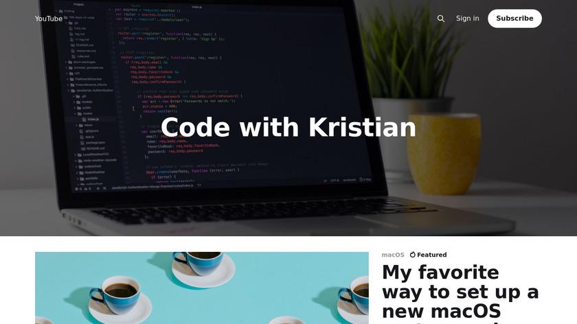 Byteconf React 2018 Landing Page