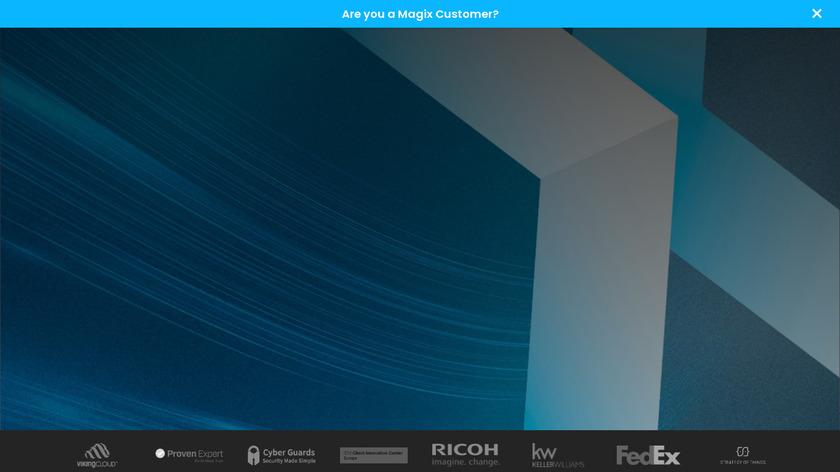 Xara Designer Pro Landing Page