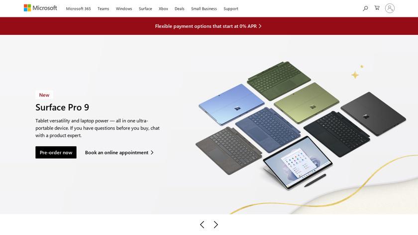 Microsoft Expression Web Landing Page