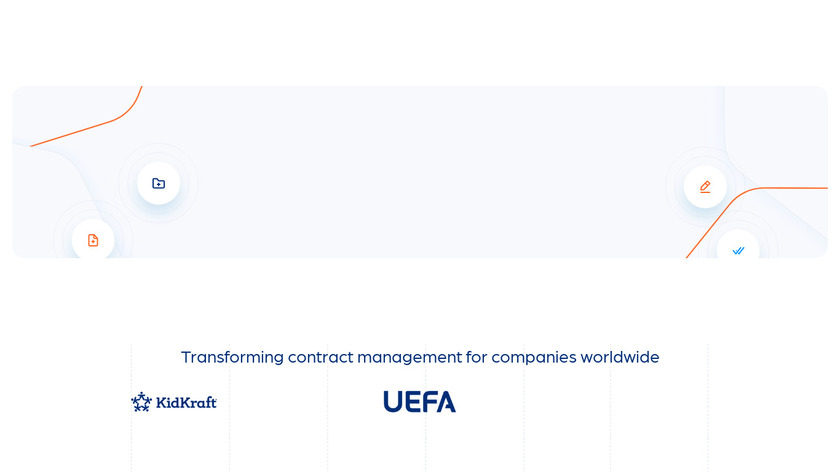 ContractWorks Landing Page