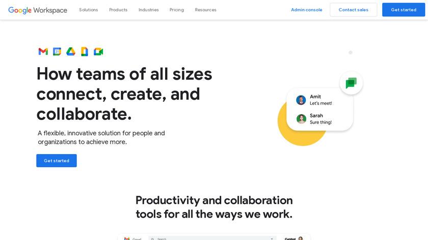 Compare G Suite VS Microsoft Office 365 - SaaSHub