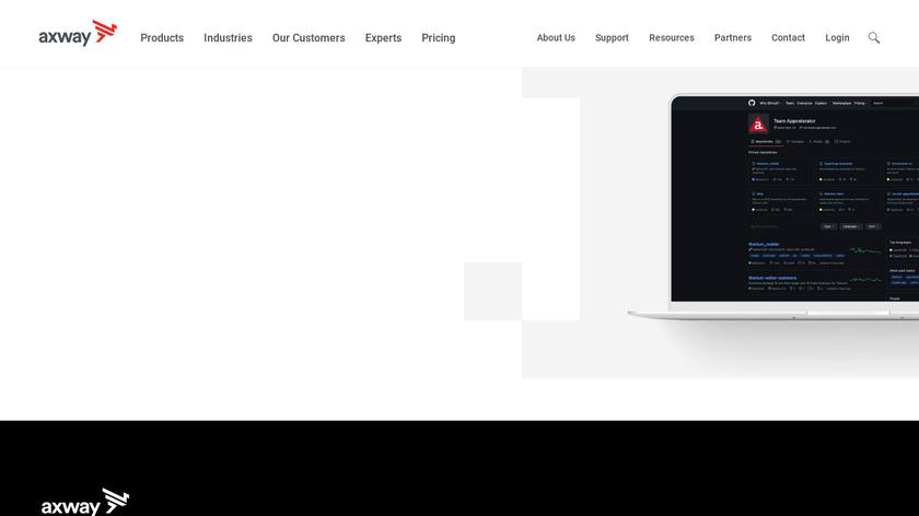 Appcelerator Landing Page
