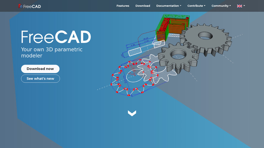 FreeCAD Landing Page