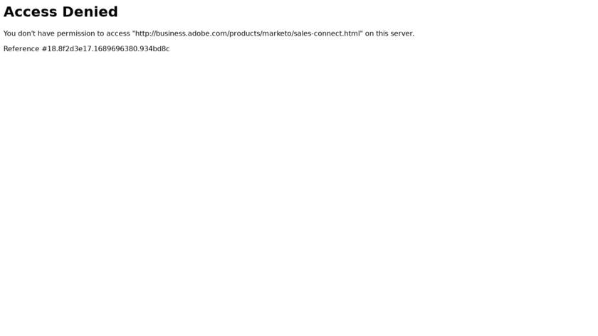 ToutApp Landing Page