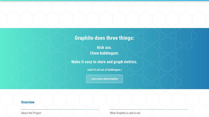 Graphite Landing Page