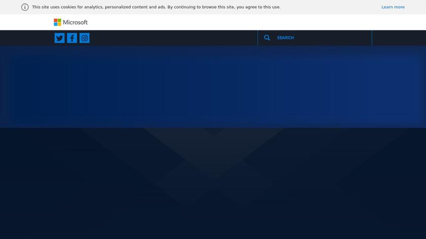Mixer by Microsoft Landing Page