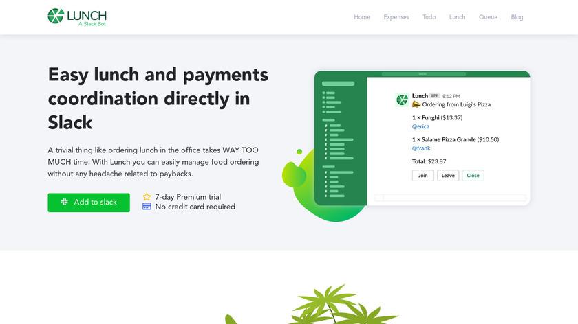 Bitebot Landing Page