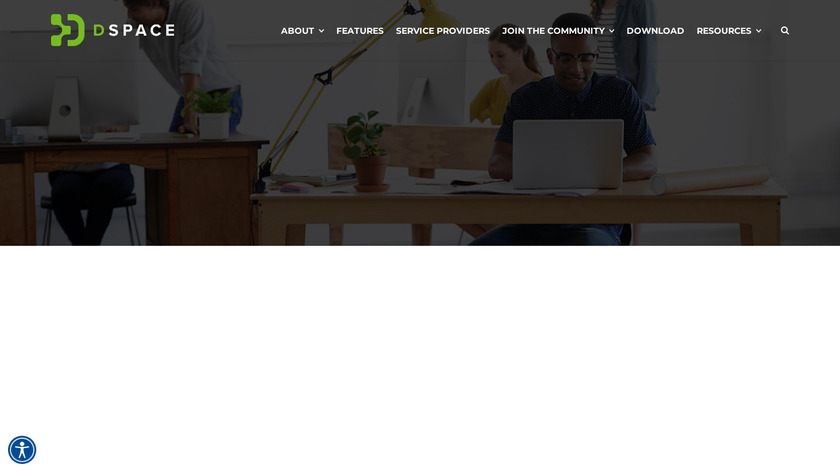 DSpace Landing Page