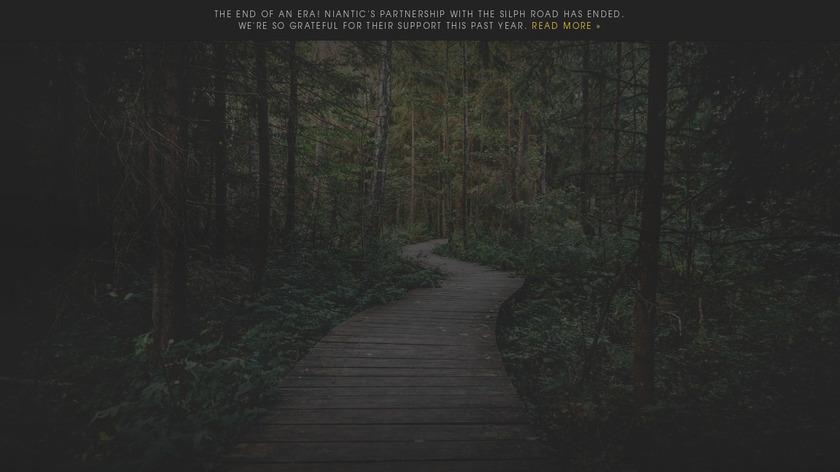 Pokemon Go Tools Landing Page