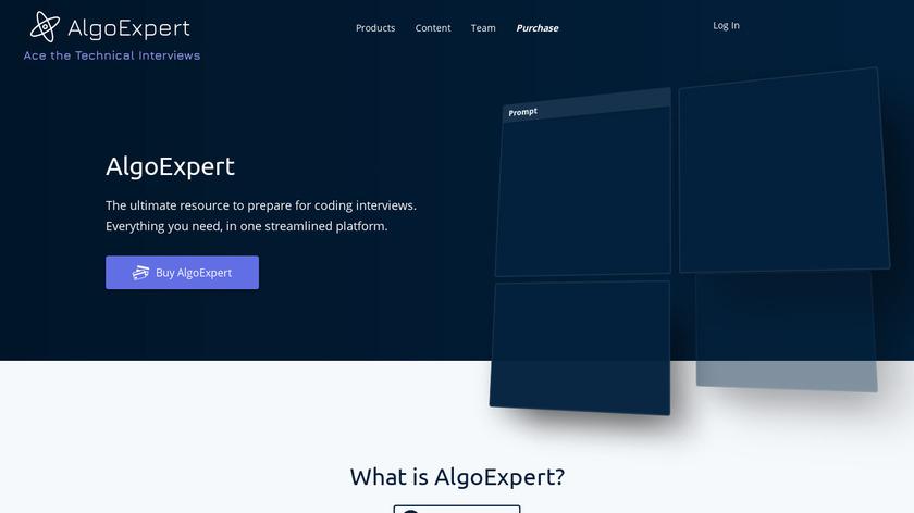 AlgoExpert.io Landing Page