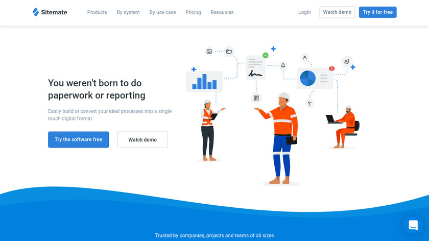 Dashpivot Landing Page