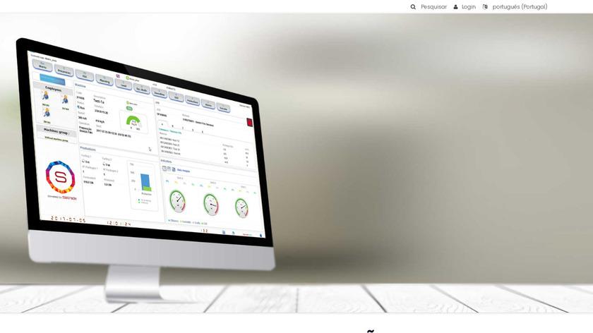 Sistrade Print Quality Control Landing Page