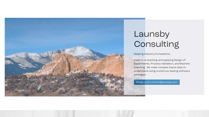 DOE Wisdom Landing Page