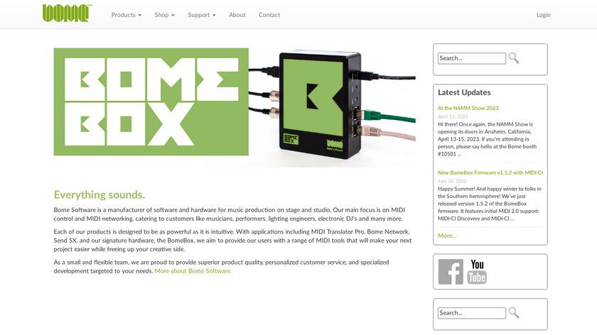 MelodyCatcher Landing Page