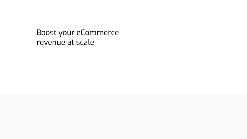 Boost Convert Landing Page
