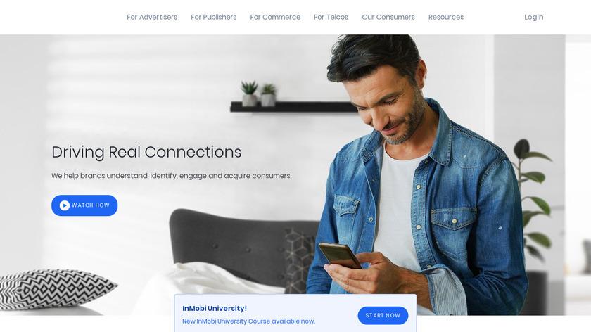 InMobi Landing Page