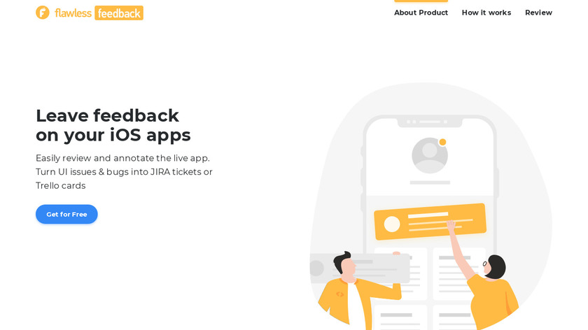 Flawless Feedback Landing Page