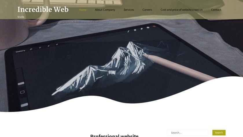 Adorable Avatars Landing Page
