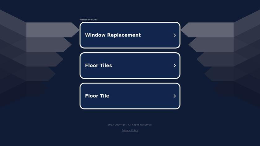 Upmirror Landing Page