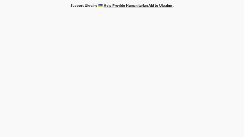 HHVM Landing Page