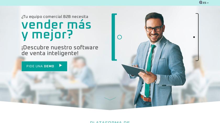 CatalogPlayer Landing Page