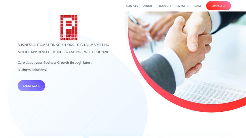 Digital Catalogue Landing Page