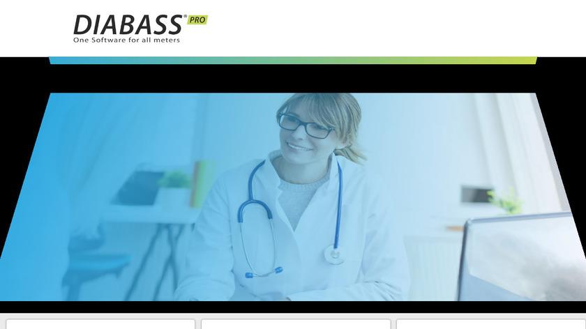 DIABASS Landing Page