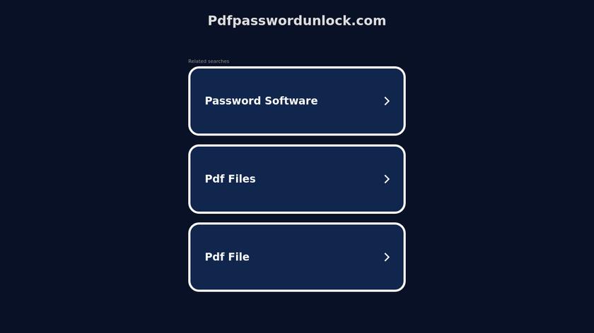 Free Image to PDF Converter Landing Page