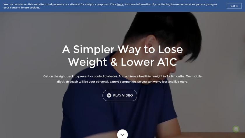 GlycoLeap Landing Page