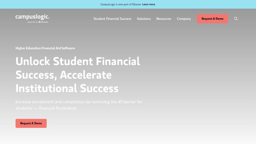 CampusLogic Landing Page