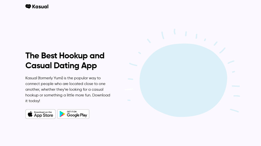 Hater Landing Page