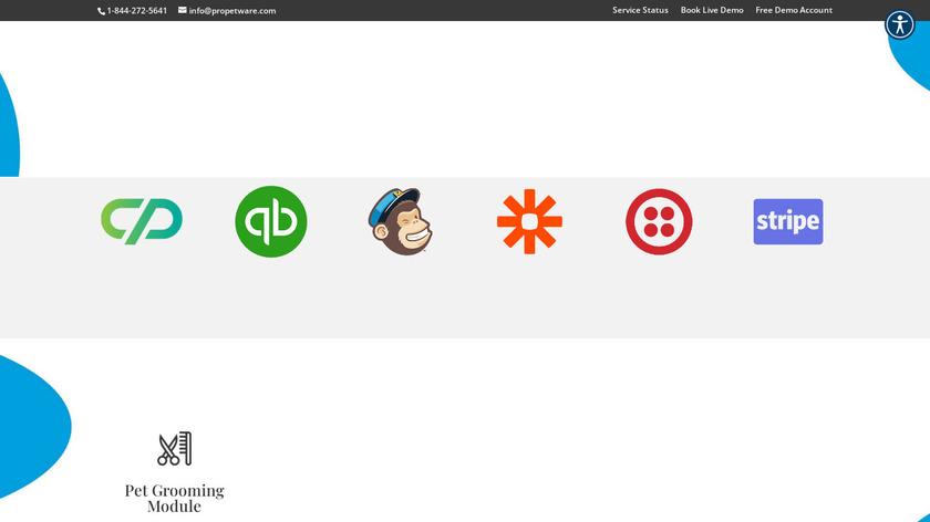 ProPet Landing Page