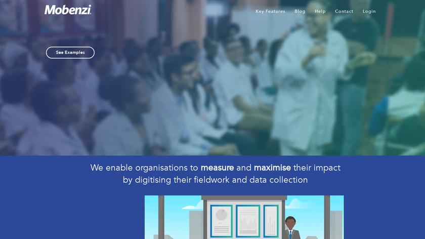 Mobenzi Researcher Landing Page