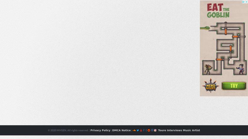 MVGEN Landing Page