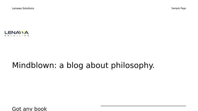 HDDBUNKER Landing Page