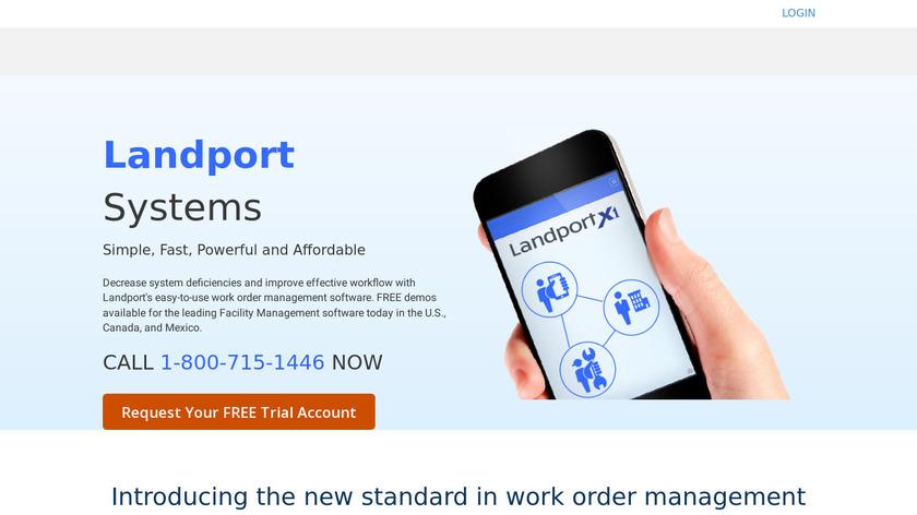 Landport Landing Page