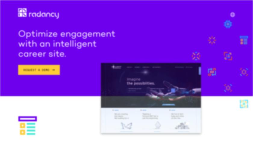 TalentBrew Landing Page