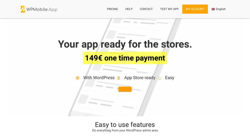 WPAPP.NINJA Landing Page