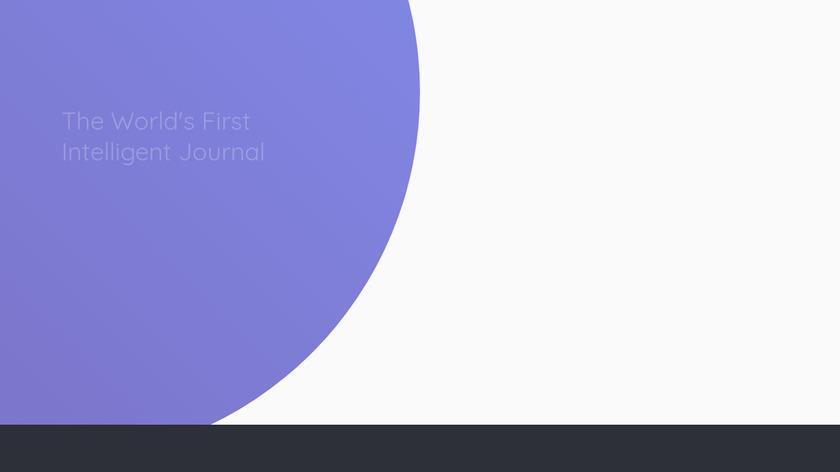 REFLECTLY Landing Page