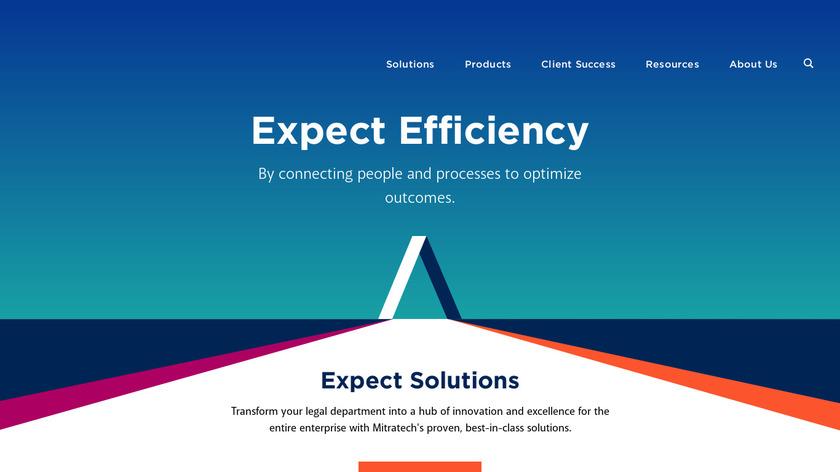 Miratech Landing Page