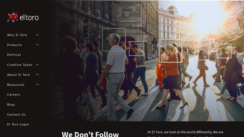 Eltoro.com Landing Page