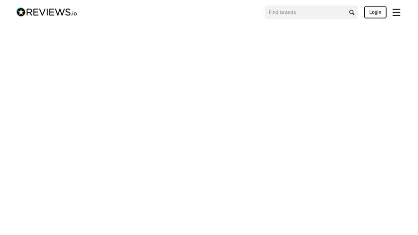 Reviews.io Landing Page