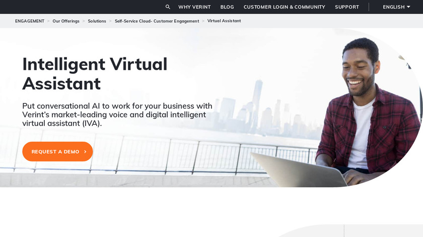 Next IT Landing Page