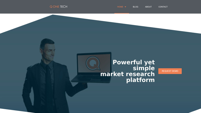 Q One Landing Page
