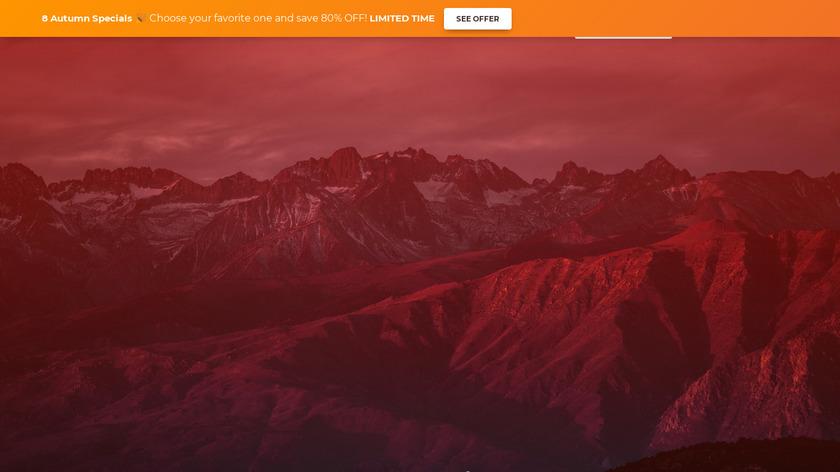 Now UI Kit Landing Page