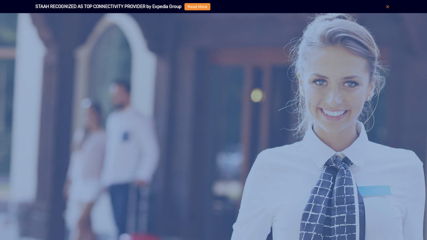 STAAH Landing Page